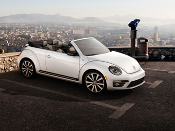 Promotion Volkswagen Beetle Decapotable