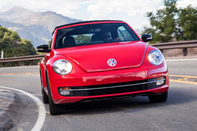 Volkswagen Beetle Décapotable Highline 2014 neuf