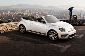 Volkswagen Beetle Decapotable 2015 neuf