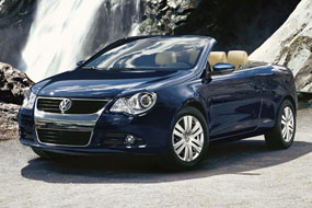 Volkswagen EOS Silver-Red Edition 2010 neuf