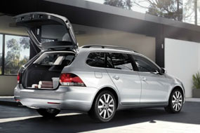 Volkswagen Golf Wagon Highline TDI 2013 neuf
